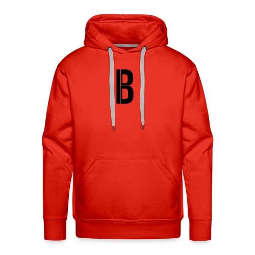 Belg Maakt Video's crewneck vrouwen - Mannen Premium hoodie