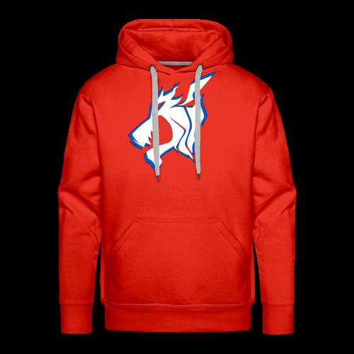 Dustox Gaming sweater Logo groot - Men's Premium Hoodie