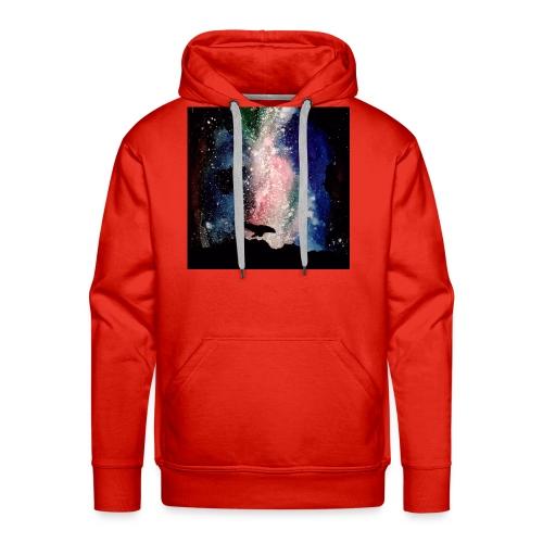 Whales - Sweat-shirt à capuche Premium pour hommes