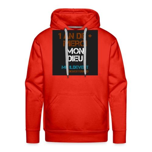 MMD - Sweat-shirt à capuche Premium pour hommes