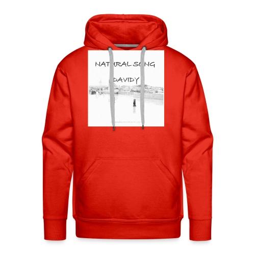 Natural song - Sweat-shirt à capuche Premium pour hommes