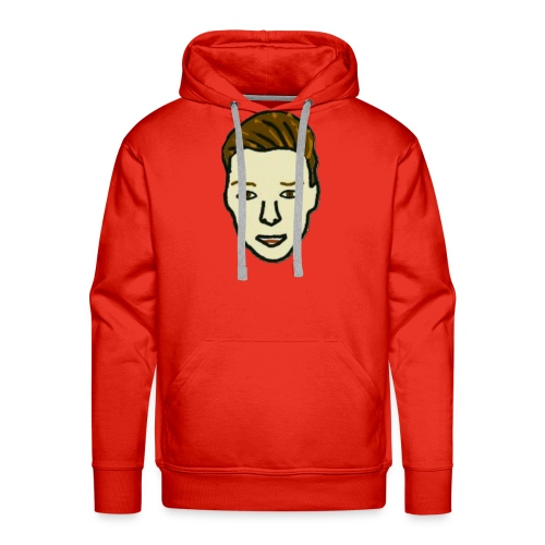 Luukjeh - Mannen Premium hoodie