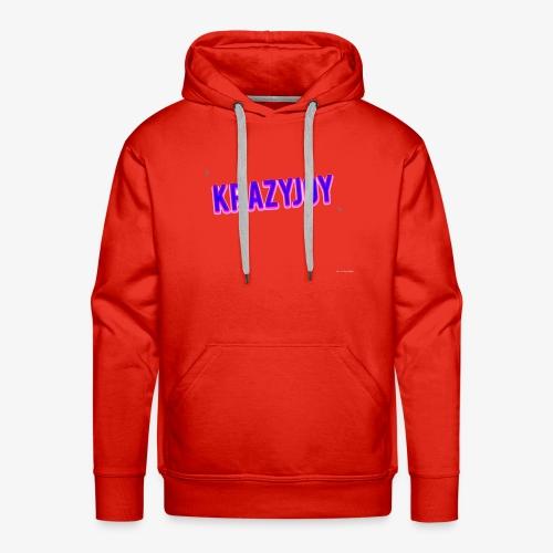 KrazyJoy - Men's Premium Hoodie