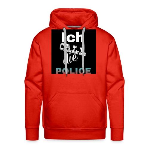 Policefriends - Männer Premium Hoodie