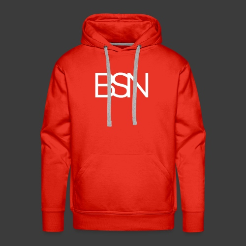 BSN Official Shirt - Men's Premium Hoodie