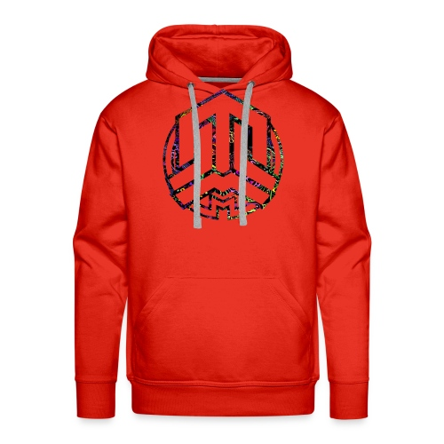 Cookie logo colors - Men's Premium Hoodie