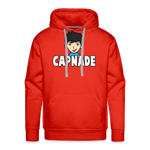 Basic Capnade's Products - Men's Premium Hoodie