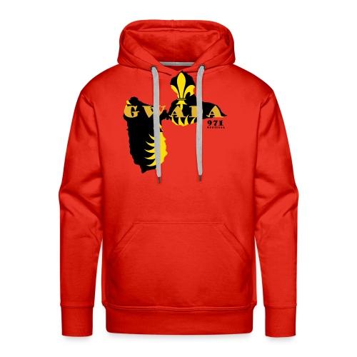 GUADELOUPE - Sweat-shirt à capuche Premium pour hommes