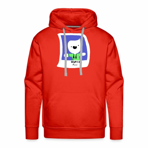 Zypro The Memorable Student - Men's Premium Hoodie