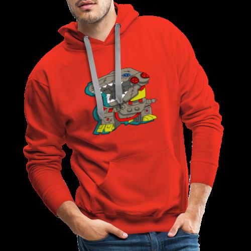 The Plushasaurus - Men's Premium Hoodie