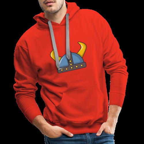 1000descarga 1 vectorized - Sudadera con capucha premium para hombre