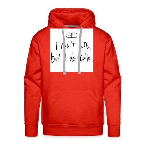 Sick Style - Care for Cure - Mannen Premium hoodie