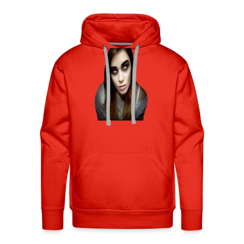 vampire-girl - Männer Premium Hoodie