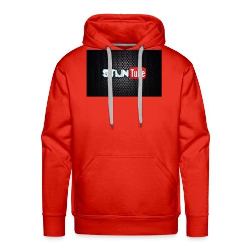 StijnTube - Hoesje I-Phone 5/5s - Mannen Premium hoodie