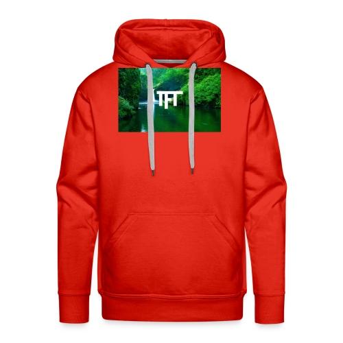 TheFlexTerms Jungle Logo - Mannen Premium hoodie