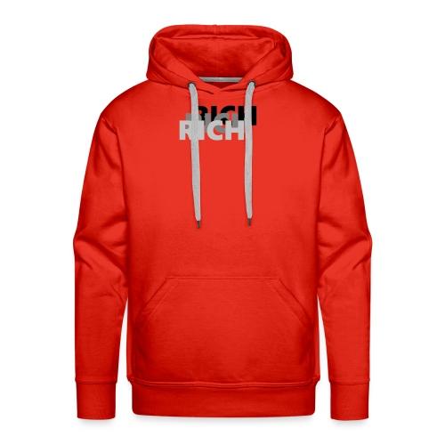 RICH RICH RICH - Mannen Premium hoodie