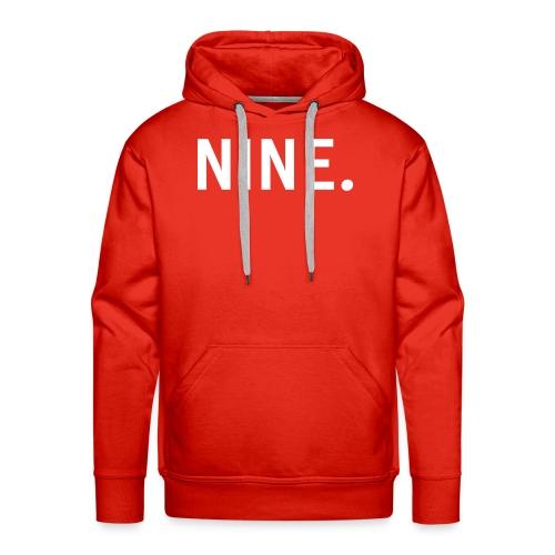 Nine Snapback - Mannen Premium hoodie