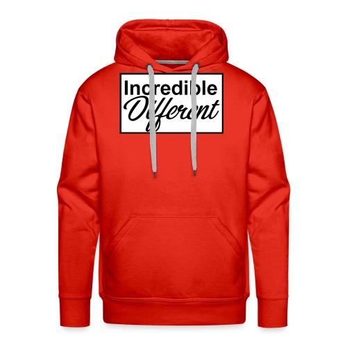 icredibledifferent_logo - Männer Premium Hoodie