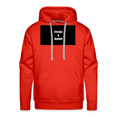 Fitchel and Maber Cla$$ic - Männer Premium Hoodie