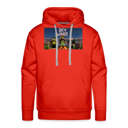 rebbeozelot19 SkyWars T-Shirt - Men's Premium Hoodie