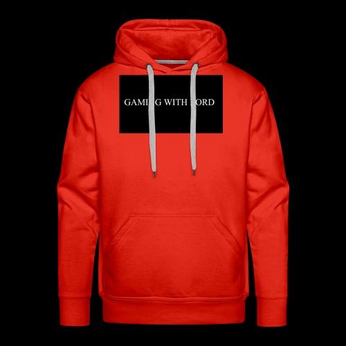 pizap-com14609259110511 - Men's Premium Hoodie