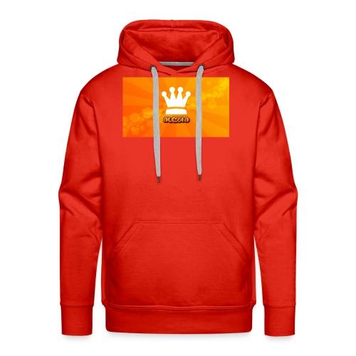 Orange_Crown_HD_Wallpaper_by_Ringquelle - Mannen Premium hoodie