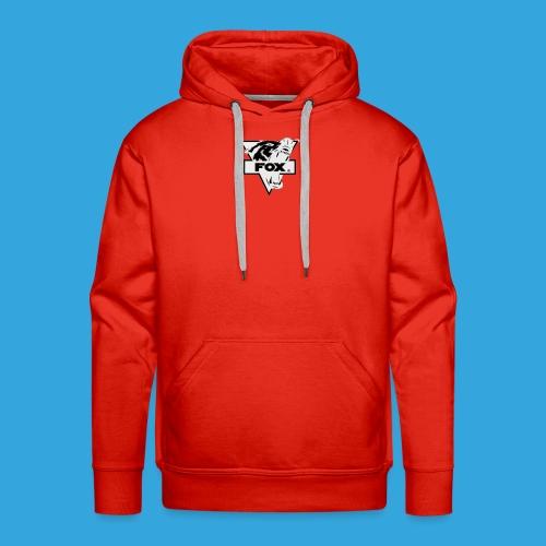 Fox - Pet - Mannen Premium hoodie