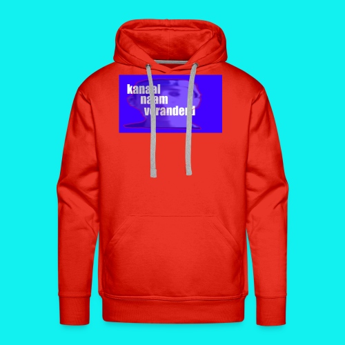 jordy shirt - Mannen Premium hoodie