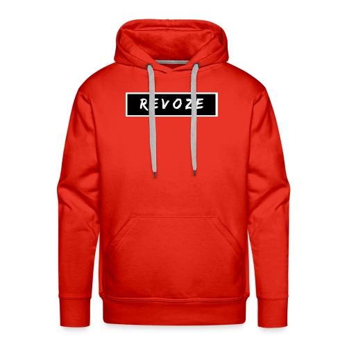 Standaard ReVoZe Merchandise - Mannen Premium hoodie
