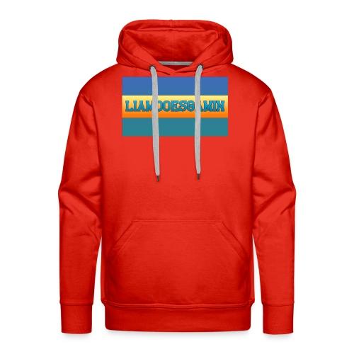 LiamDoesGamin - Men's Premium Hoodie