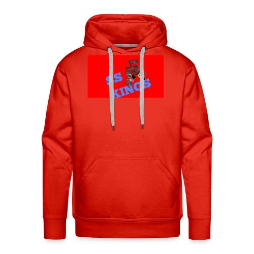 AD77EA86 68B6 40A2 AAB4 A4C686CC0A12 - Sweat-shirt à capuche Premium pour hommes