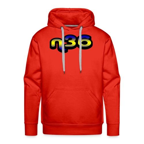 n36_mix - Mannen Premium hoodie