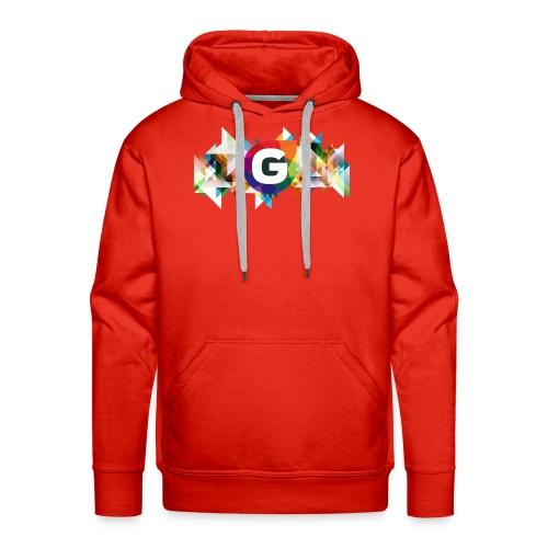 GurkenTVs Logo - Männer Premium Hoodie