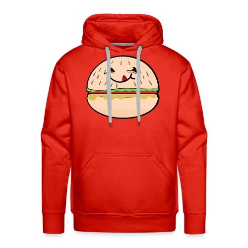 collection hamburger limité - Sweat-shirt à capuche Premium pour hommes
