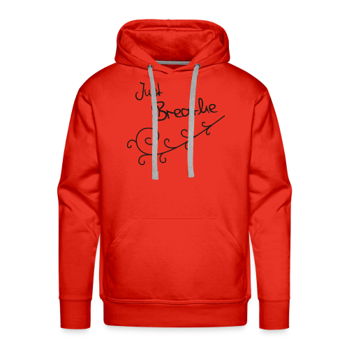 Just Breathe Tanktop - Mannen Premium hoodie