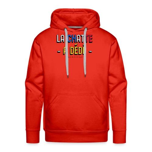 Didier - Sweat-shirt à capuche Premium pour hommes