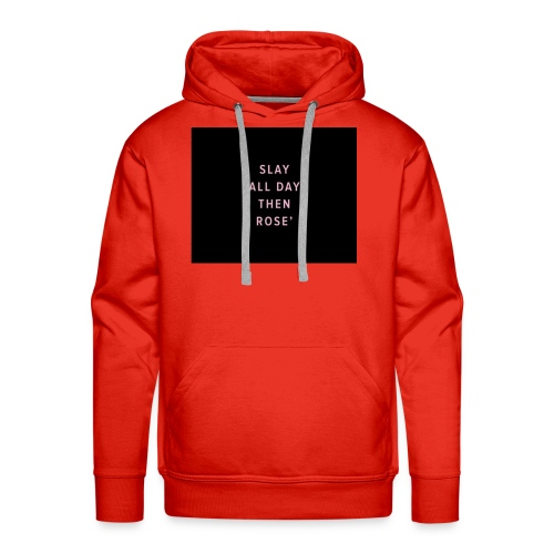 Slay all day - Men's Premium Hoodie
