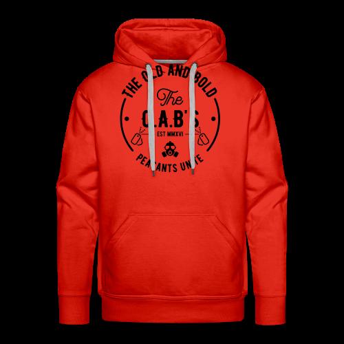 OAB unite black - Men's Premium Hoodie