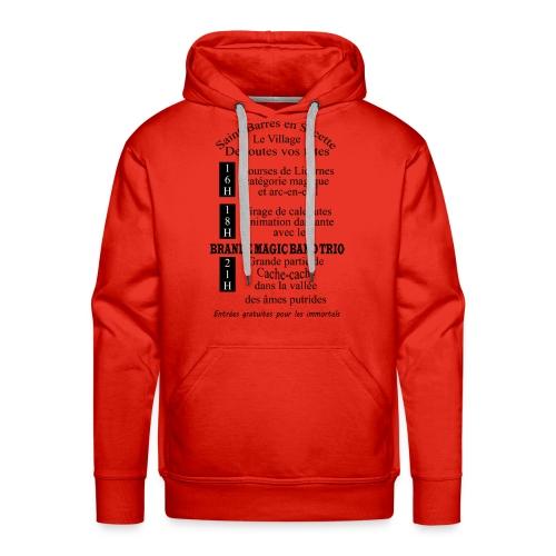 Cache-cache - Sweat-shirt à capuche Premium pour hommes