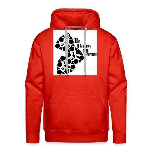 Camiseta Logo Standard The Unknown Paradise - Sudadera con capucha premium para hombre