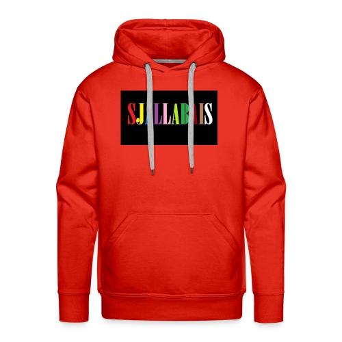 Sjallbais - Premium hettegenser for menn