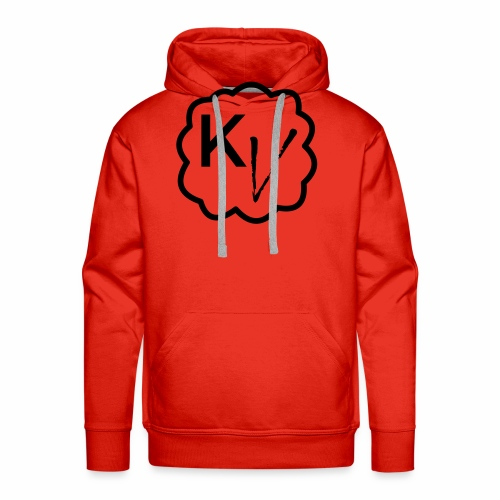 King Vape Icon - Men's Premium Hoodie