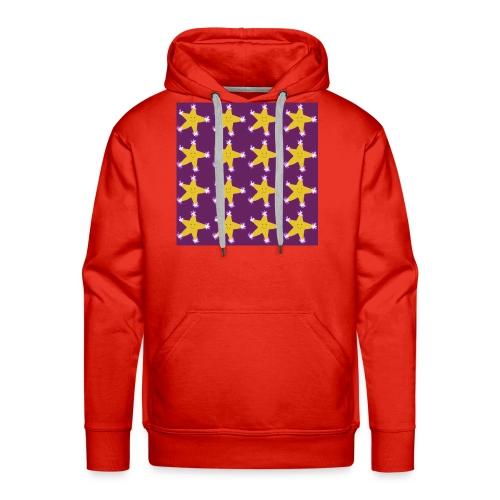 Starry pattern - Men's Premium Hoodie