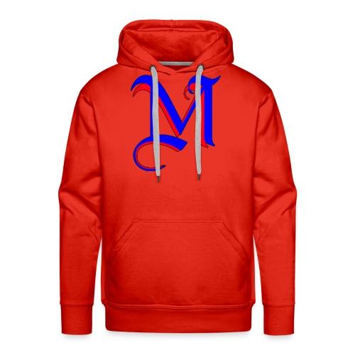 madMusic_Records Logo - Männer Premium Hoodie