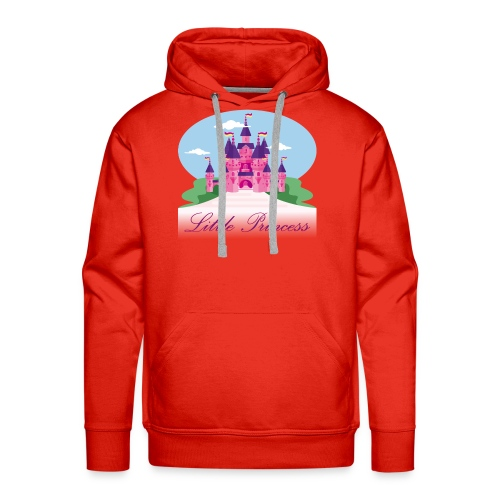 Little Princess Castle - Mannen Premium hoodie