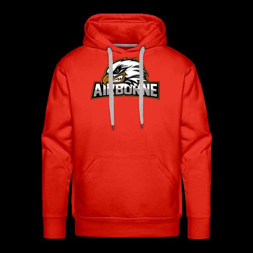 AiR - Logo - Männer Premium Hoodie