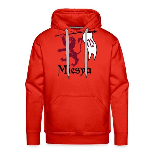 Miesya Shirt Man - Mannen Premium hoodie
