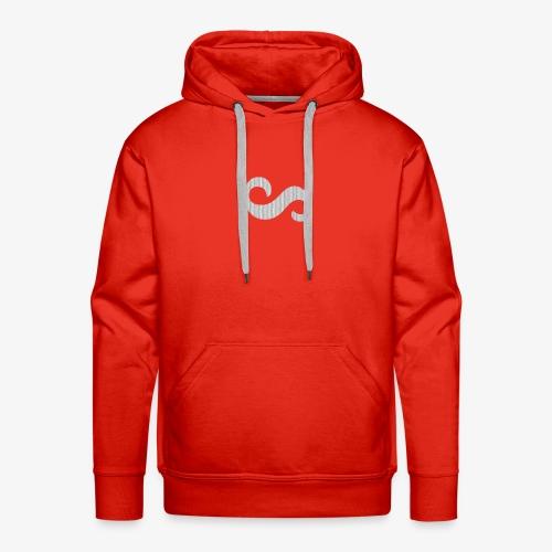 #Soft... - Sweat-shirt à capuche Premium pour hommes