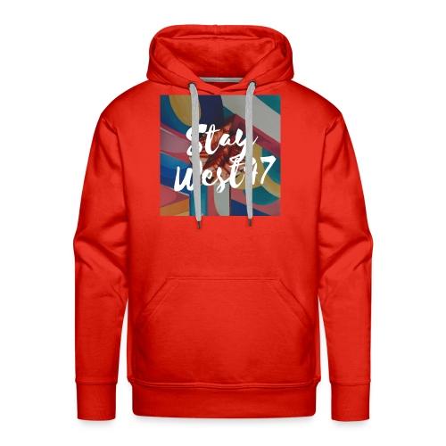 Mr WEST 47 - Männer Premium Hoodie