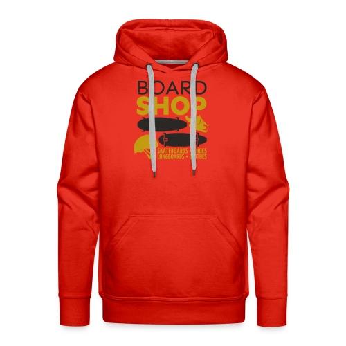 Boardshop - Men's Premium Hoodie